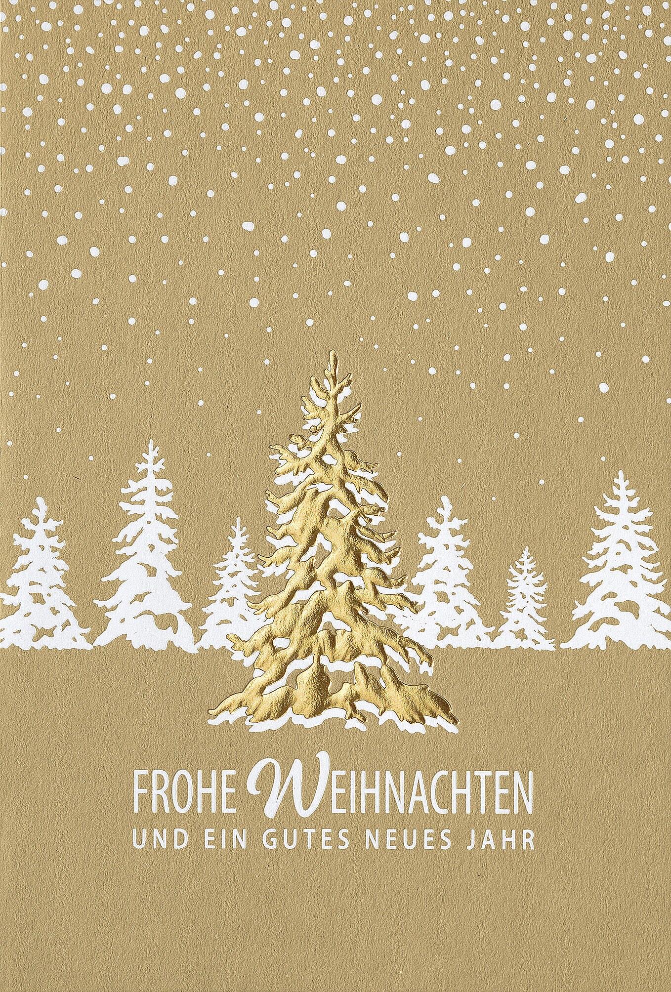 Einlegeblätter Für Weihnachtskarten.Weihnachtskarte Mit Hülle Inklusive Kuvert Mit Einlegeblatt Artnr